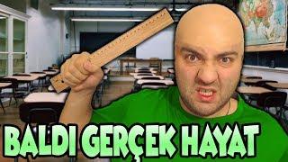 Baldi Gerçek Hayatta | Baldi's Basics Real Life