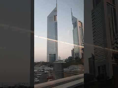 DUBAI TOUR 2021 | Emirates Towers | Dubai Museum | #shorts | #trending |