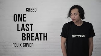 Creed One Last Breath Felix Cover