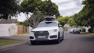 Lada frigorifică Audi, pentru călătorii confortabile