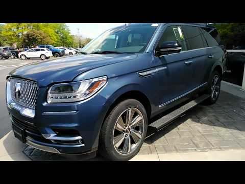 Review on a 2019 Lincoln Navigator
