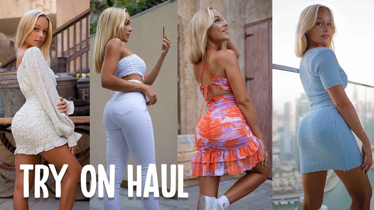 Fashion Nova Spring/ Summer Try on Haul