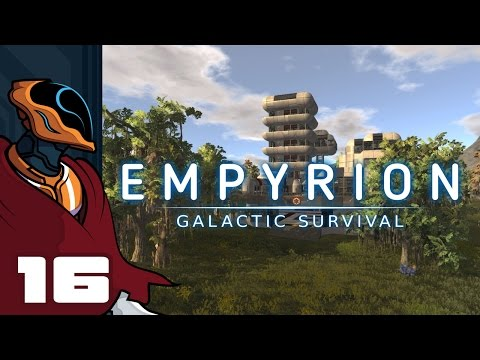 Let's Play Empyrion: Galactic Survival - Gameplay Part 16 - This Planet Ain't Big Enough...