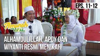AMANAH WALI 3 - Alhamdulillah, Apoy Dan Wiyanti Resmi Menikah! [13 Mei 2019]