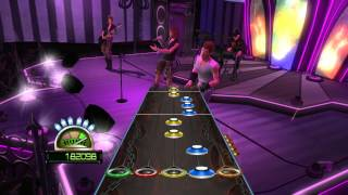 "Guitar hero World Tour all in one ""through the fire and flame"" GHWT 27 06 2015 20 42 34"