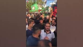وهتف شيعة لبنان: نصر الله عدو الله!