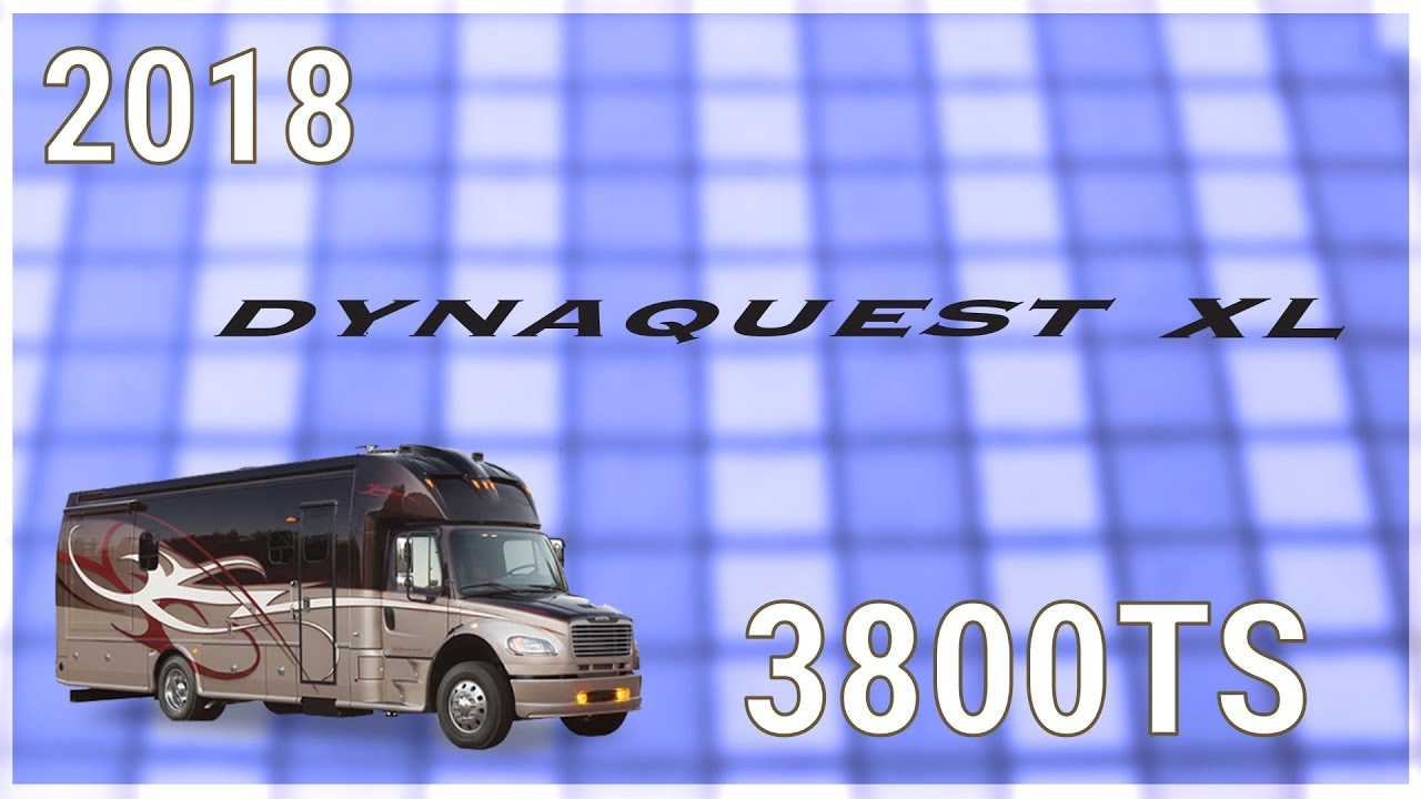 2018 Dynamax DynaQuest XL 3800TS Super C Motorhome RV For Sale Motorhomes 2  Go