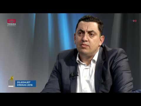 Emisioni Politike: Pjesa e dytë - Adrian Çollaku, Agim Bahtiri,  Menduh Abazi , Sejdi Demiri