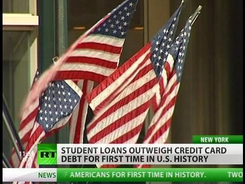 Drowning in Debt: US students helpless to pay off education