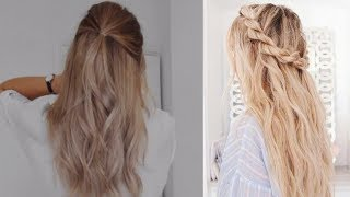 Beautiful hairstyle for Long Hair ★ Hairstyle video tutorial ★ Everyday hairstyles |Part-2