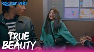 True Beauty - EP7 | Sandwiched Between The Elevator | Korean Drama