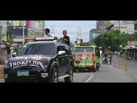 Cebu Triskelion 48th anniversary Motorcade