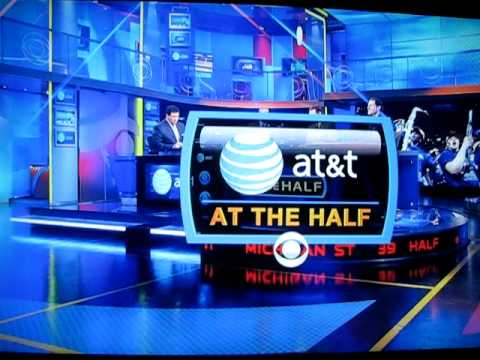 CBS Sports AT&T at the Half Open 3.28.10