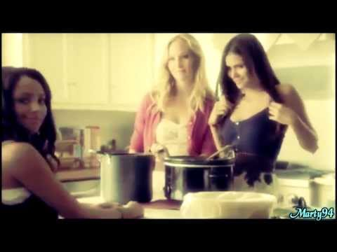 The Vampire Diaries Bloopers - The Best Of Nina Dobrev