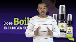 Boilx Review How To Get Rid Of Boils On Inner Thighs And Buttocks Youtube