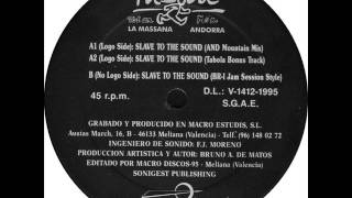 Tabola – Slave To The Sound -B - Slave To The Sound (BR-1 Jam Session Style)