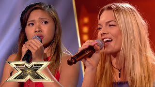 Six Chair Champions: The Girls | The X Factor UK