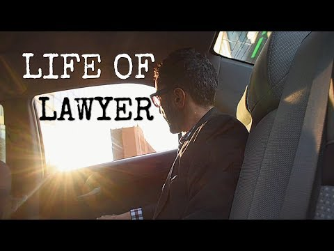 LIFE OF A LAWYER - PART 3 (AND JURY DUTY?!?)