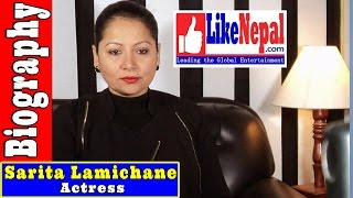 Sarita Lamichhane - Actress , Biography, Video, TV Serials