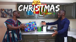 In African Home: Christmas - Clifford Owusu