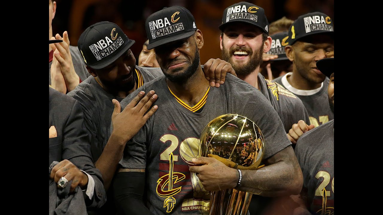 HIGHLIGHTS  Cleveland Cavaliers  2016 NBA Finals comeback - YouTube 10d50866d24