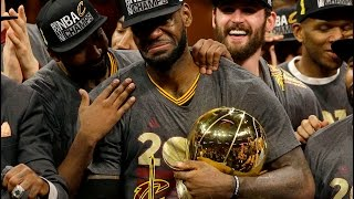 HIGHLIGHTS: Cleveland Cavaliers' 2016 NBA Finals comeback