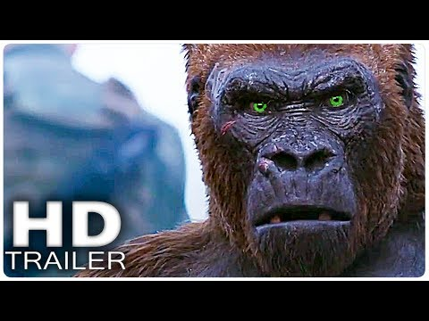 Планета обезьян: Война Русский трейлер 4 (2017)