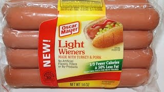 Oscar Mayer: Light Weiners Review