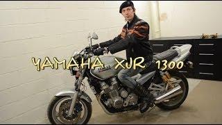 докатились Обзор Yamaha XJR 1300. Охлаждение для слабаков!