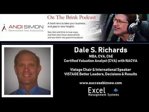 ON THE BRINK PODCAST: Dale Richards—Ready to Increase Your Business Revenue, Profits and Value?