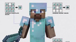 Прохожу Minecraft Так Как Это Задумывали Mojang (Майнкрафт по книгам моджанг)