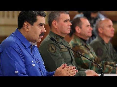 Maduro dice que no habrá impunidad