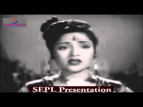 Teri Yaad Mein Jalkar Dekh Liya - Lata Mangeshkar - NAGIN - Vyjayanthimala, Pradeep Kumar