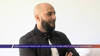 Yvelines | Des masques pour les associations mobilisées dans les quartiers