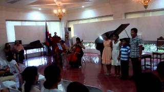 Making Music in Pangasinan: Pangasinan, Timorese, and Catalan folk songs