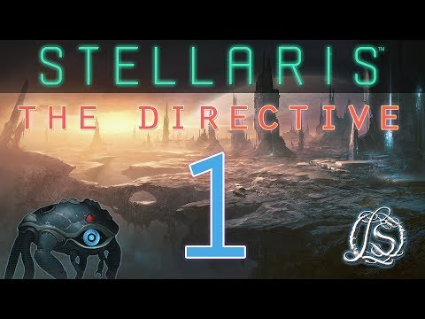 Stellaris: Synthetic Dawn - The Directive - 1