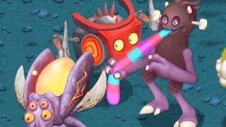 �������� ���� My Singing Monsters - All Wublin Song #3 w/ Tympa [FULL] ������