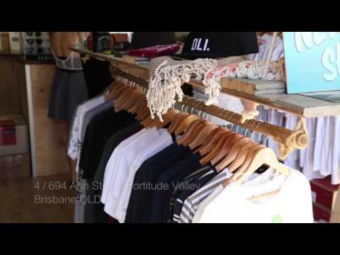 fa6b93e5 Stock and Supply, a Clothing Store in Brisbane for Streetwear or for Fashion  Accessory - YouTube