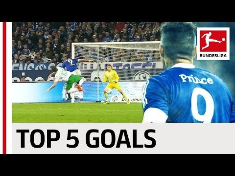 Kevin-Prince Boateng - Top 5 Goals