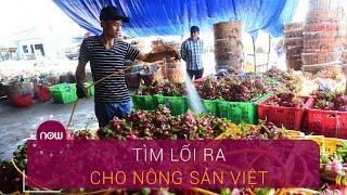 Nhân diện thực trạng và tìm lối ra cho nông sản Việt | VTC Now
