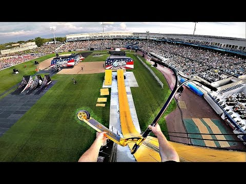 BIGGEST TRICKS AT NITRO CIRCUS!
