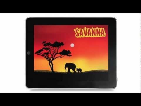 Savanna - Coloring Games Kids