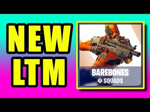 Map & Teammates Hidden! NEW Barebones LTM ⚠️ Fortnite Season 7 Gameplay Live thumbnail