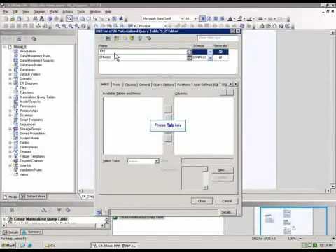 erwin Data Modeler DB2 for zOS Editors - erwin, Inc