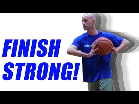 Getting Ripped On Layups? 5 Gathers To Drive To The Rim STRONG!