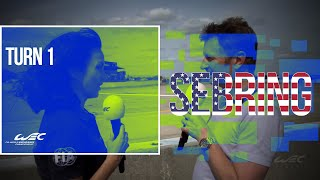 1000 Miles of Sebring 2019 - Turn 1