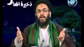 الاستاذ عادل العلوي ذخیرة المعاد رمضان اليوم 08