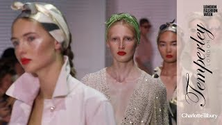 Behind the scenes: Makeup for Alice Temperley at London Fashion Week | Charlotte Tilbury