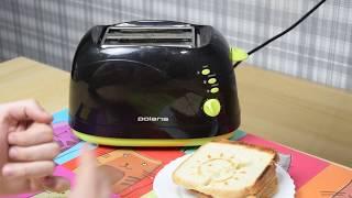 Солнышко на завтрак. Обзор тостера Polaris PET 0702LB