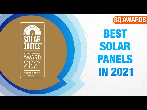What Are The Best Solar Panels In Australia In 2021?